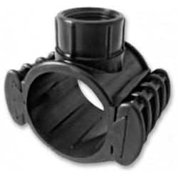 Pritrdilna objemka s premičnim zaklepom 63mm