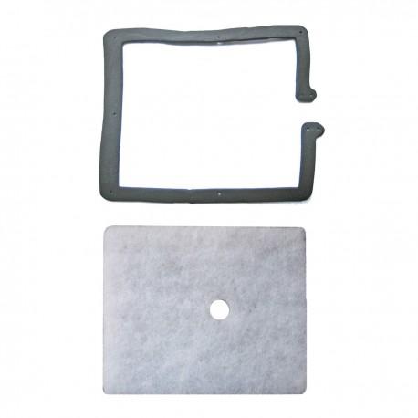 Zračni filter (L) s tesnilom