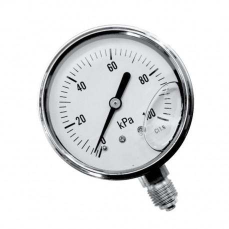 Tlakomeri (manometri) za tlak, napolnjeni z glicerinom